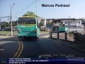 Os ônibus tomaram o rumo da Linha Amarela. Será que foram pela Ponte ou pela Washington Luís?