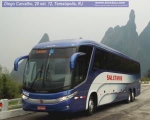 Linha Teresópolis x São Paulo