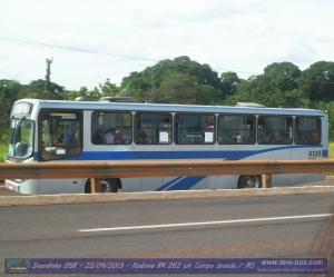 Viação Campo Grande  4028 Busscar UrbanusS EcosS