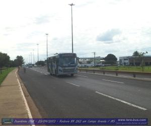 Viação Campo Grande  4028 Linha Alimentadora Jd. Carioca - Term. Júlio de Castilho