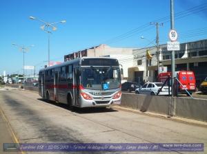Viação São Francisco 2416 OF1722M  Linha 072 Terminal Nova Bahia x Terminal Morenão via Term. Gal . Osório