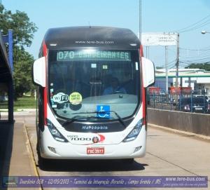 Marcopolo Viale BRT - Volvo B12M 340hp