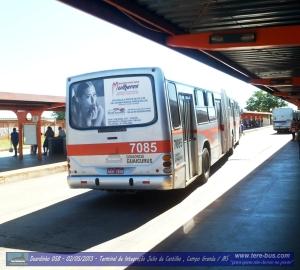 Viação Floresta 7085 Linha 085 Terminal Júlio de Castilho x Terminal Morenão