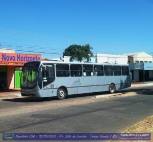 Viação Campo Grande Linha 413 A - Bairro Industrial - Terminal J. Castilho