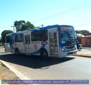 Viação Campo Grande  Linha 407 Ana Maria do Couto - Term. Júlio de Castilho