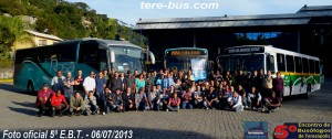 FOTO OFICIAL 5º EBT 2013